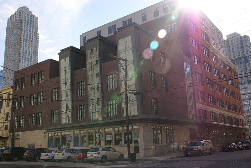 140 Bay Street Jersey City NJ